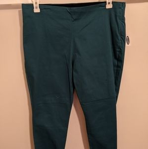 Old Navy Dark Teal Pixie Pants Size 18